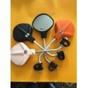 specchio retrovisore per bicicletta